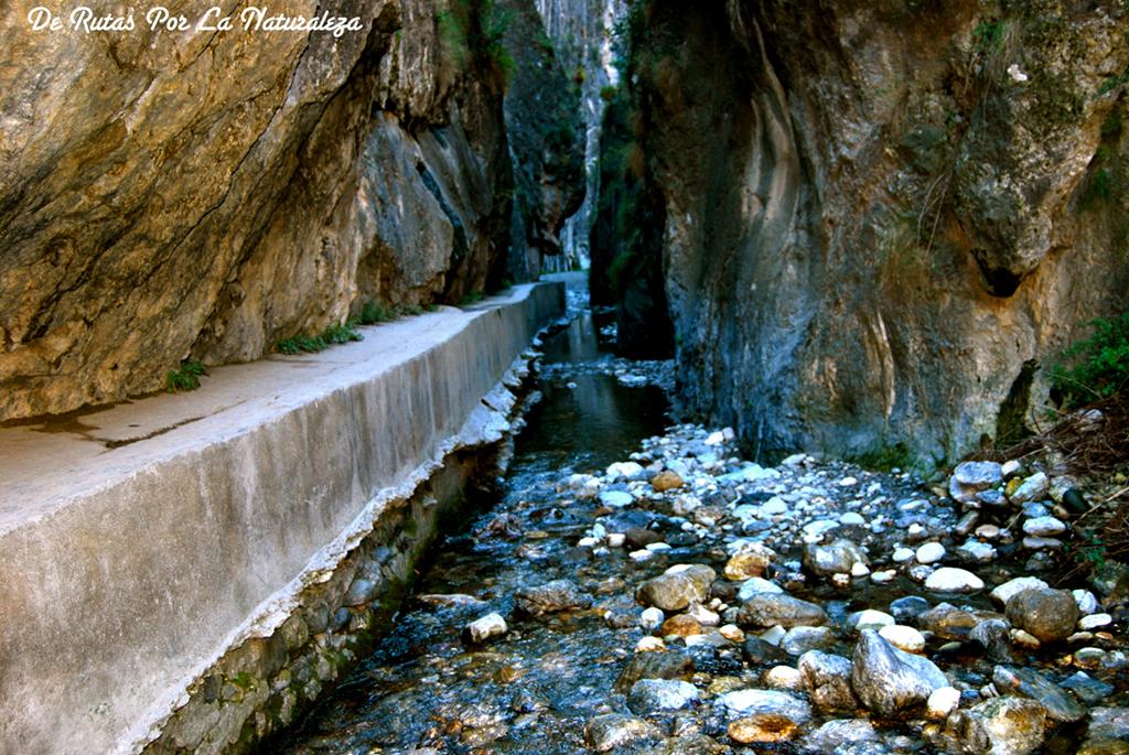 Los Cahorros de Monachil. – De rutas por la naturaleza
