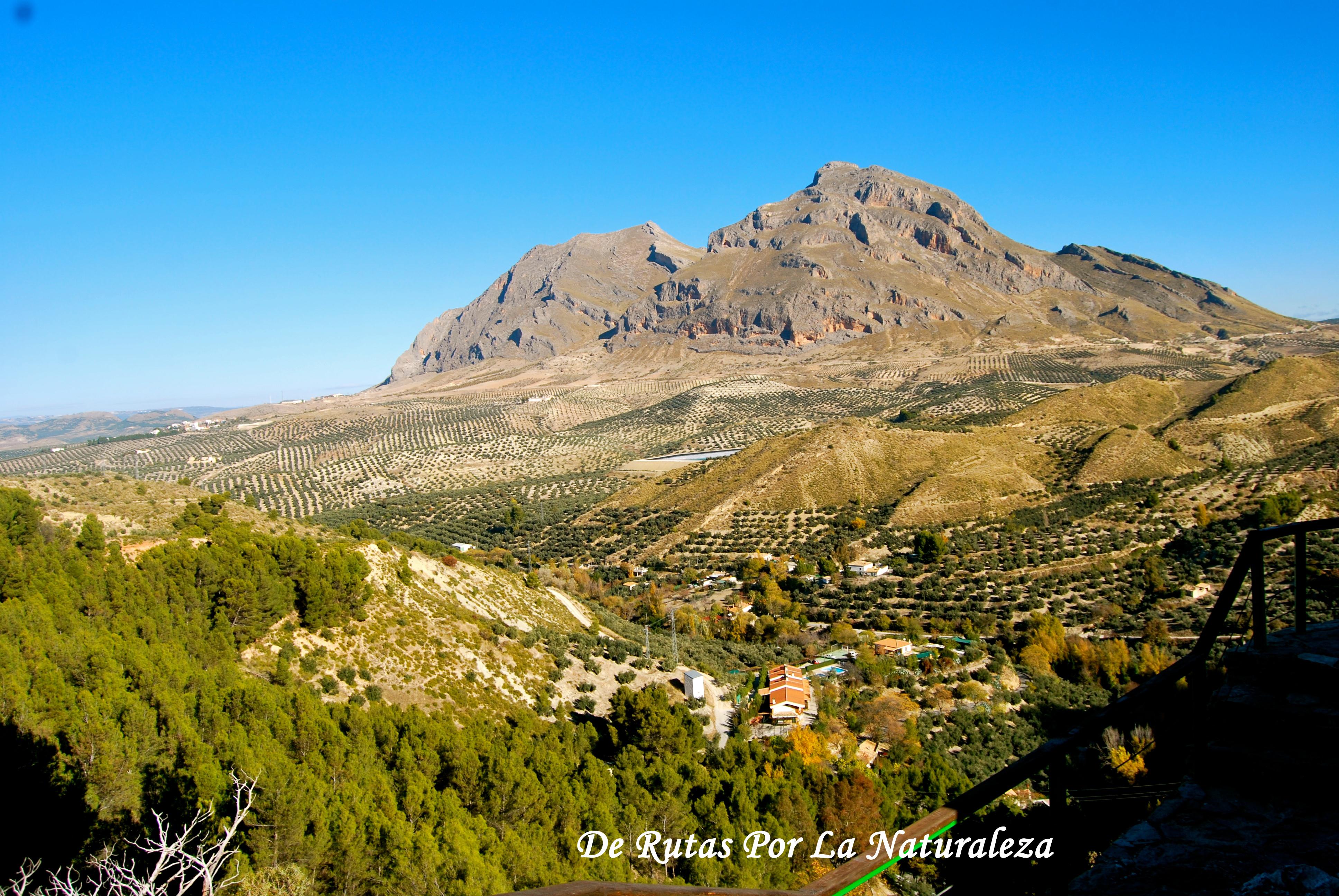 Mirador Torrén de Cuadros (Sierra Mágina) – De rutas por la naturaleza